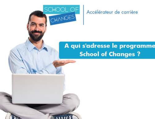 A qui s'adresse le programme School of Changes ?